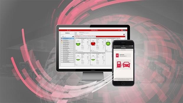Digitální řešení pro čerpací stanici 4.0 od firmy Hectronic