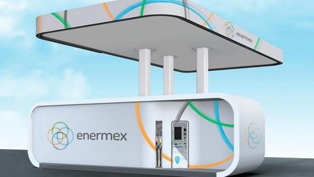 Mobilní čerpací stanice Emerex