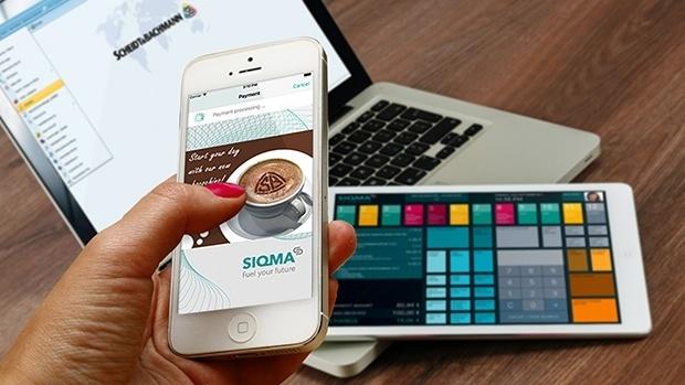 Mobilní řízení čerpací stanice Sigma Cloud