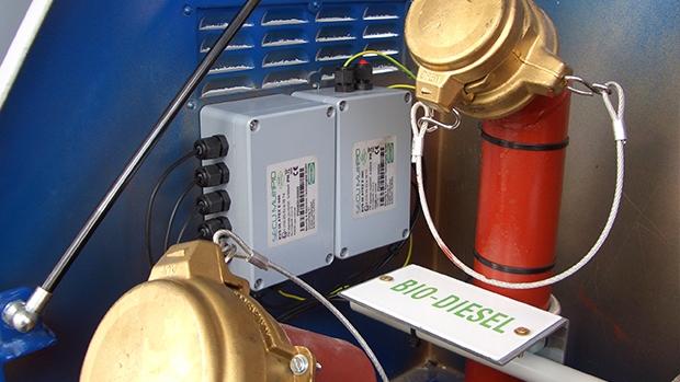 Secu Tech řešení pro bezpečnou distribuci paliv na čerpací stanice